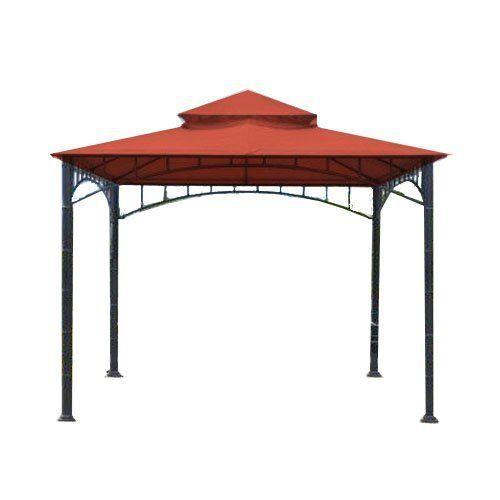 Garden Winds Replacement Canopy For Summer Veranda Gazebo Rip Lock