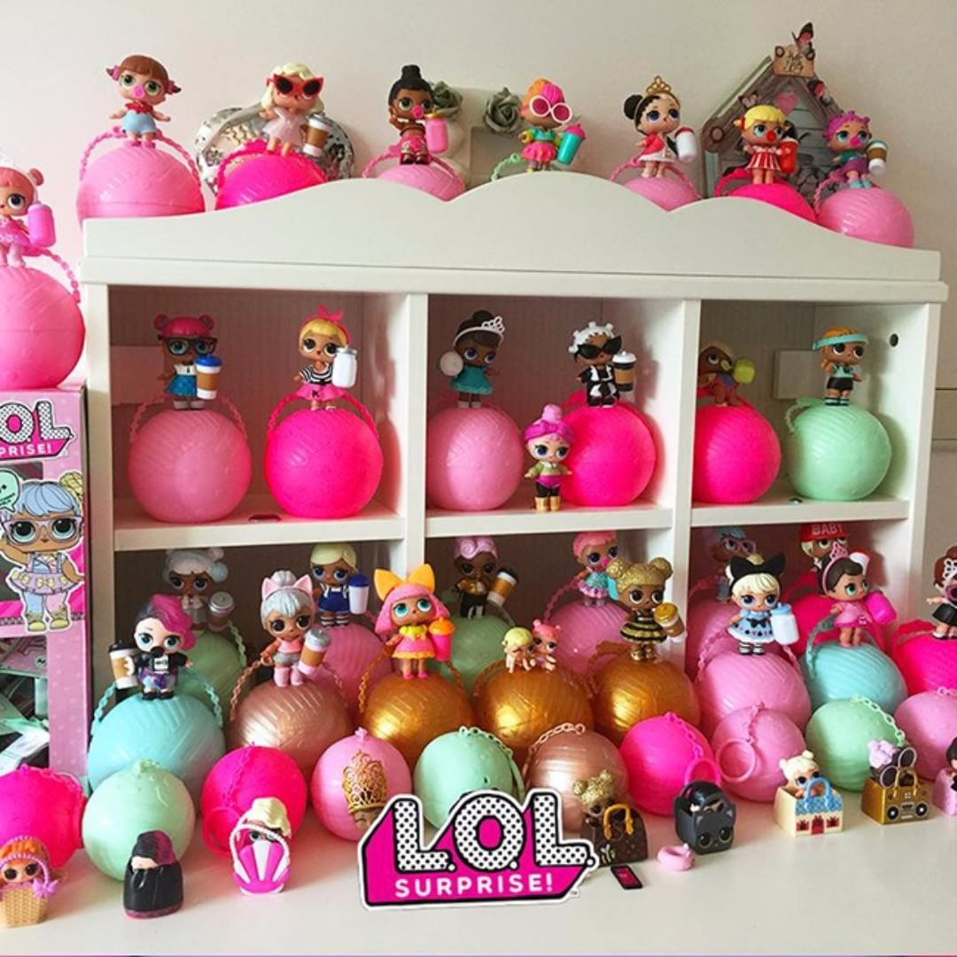 LOL surprise storage Image only Doll storage, Lol