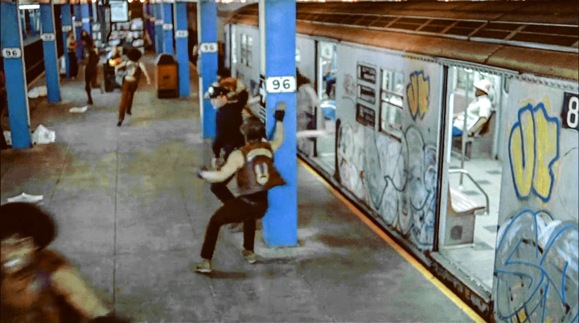 The Warriors movie 1979 Ajax. | Warrior movie, Warrior