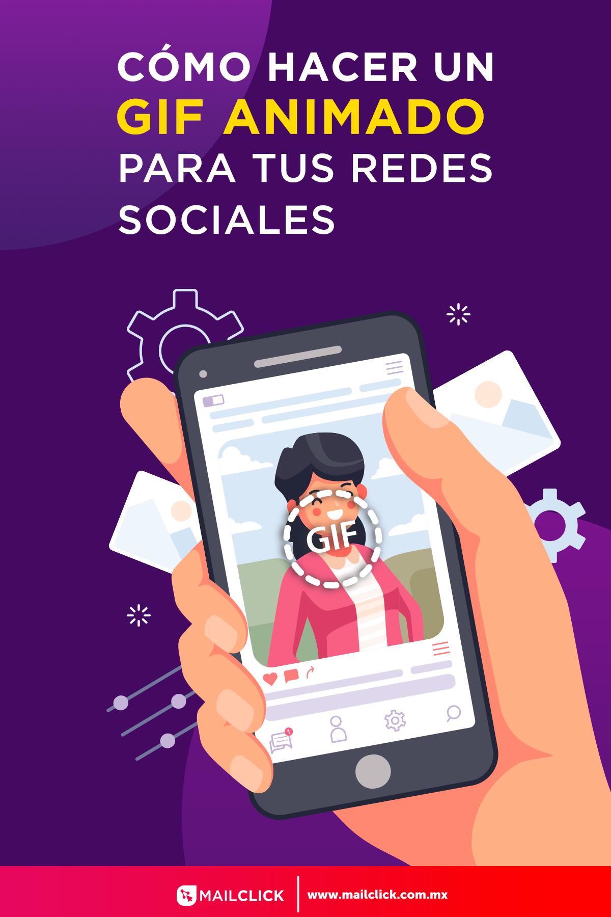 Cómo Hacer Un Gif Animado Para Tus Redes Sociales Libros De Negocios Estrategias De Marketing Redes Sociales