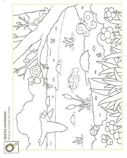 Kleurplaat Sloot Kids Easter Pinterest Picasa And Printables