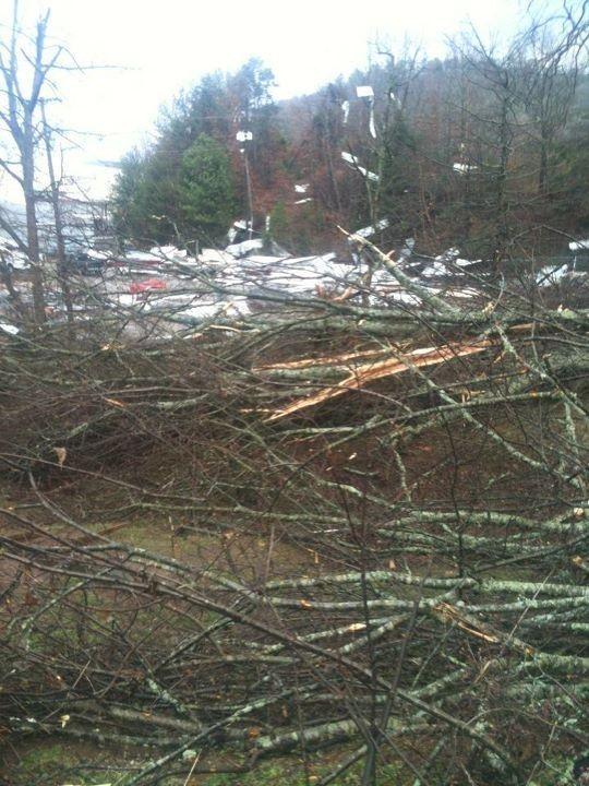 Marina | Tornado | Chattanooga tennessee, Severe weather