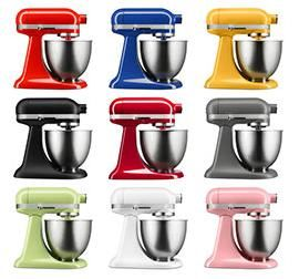 Phenomenal Kitchenaid Artisan Mini Mixer Colors Are A Nice Mix With Home Interior And Landscaping Ologienasavecom
