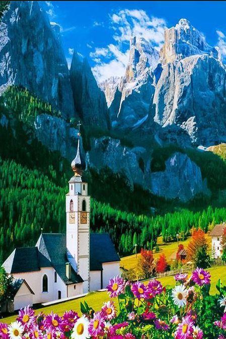 Beautiful Italy Scenery Beautiful Scenery In The Northern Italian Alps From Iryna Italian Alps Beautiful Landscapes Scenery
