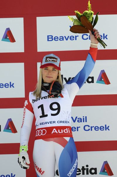 Lara Gut Photos: FIS Alpine World Ski Championships: Day 5
