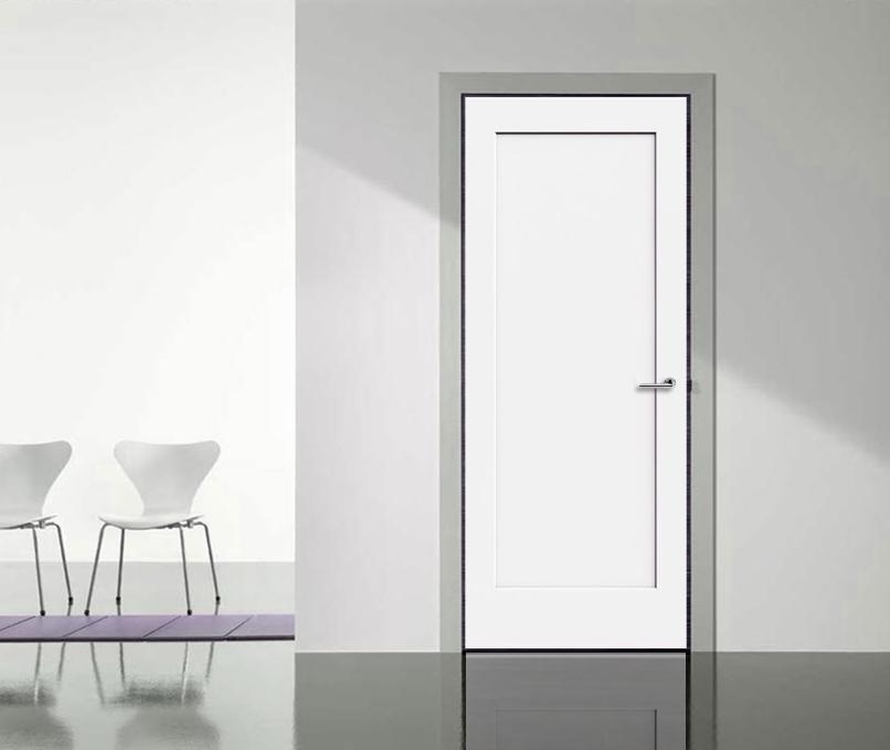 A Trendspotting Guide to Interior and Exterior DOORS - modern - interior doors - Lynden Door - Madison molded door available in hollow & Madison | Lynden Door Inc. | Gilham - REMODEL | Pinterest ... pezcame.com