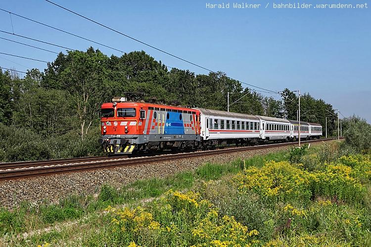 HZPP 1141.308 (JŽBaureihe 441), B 702, Dugo Selo