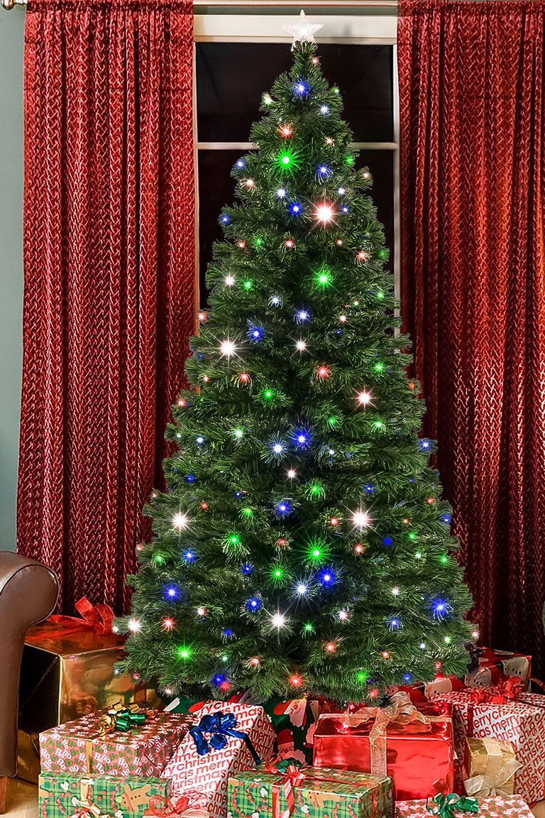 17 Best Artificial Christmas Trees 2018 Fake