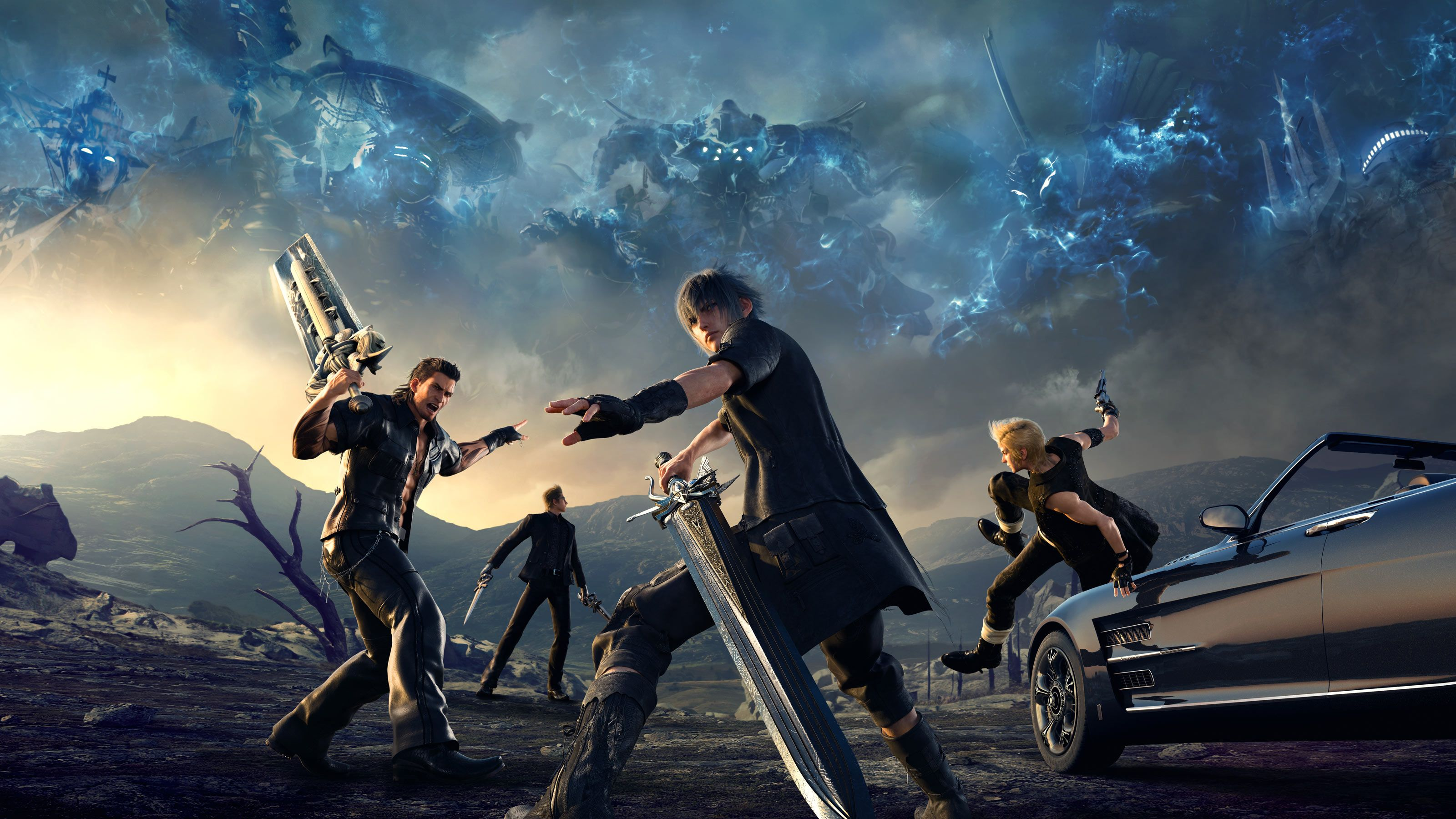 Final Fantasy Xv Coming To Mobile And Pc Https Www Gizorama Com 2017 News Final Fantasy Xv Co Final Fantasy Xv Wallpapers Final Fantasy Xv Final Fantasy 15