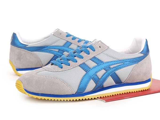 outlet store b86c1 59e20 Men s Onitsuka Tiger Shoes California 78 (Grey  Blue)  onitsukatiger