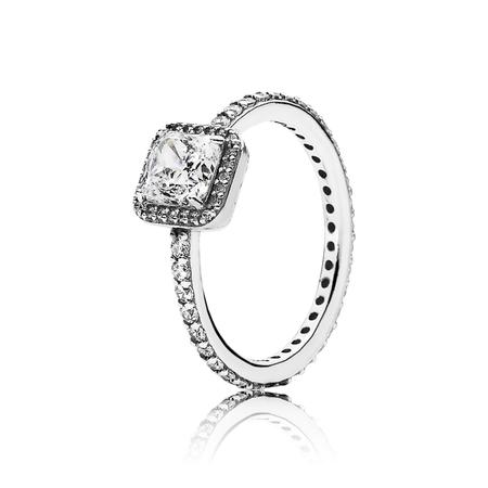 pandora anillo de compromiso