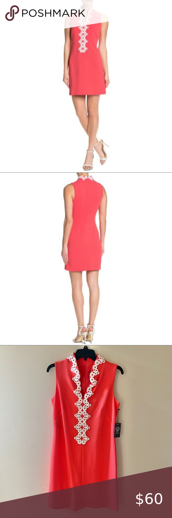 Nwt Vince Camuto Embroidered Shift Dress Size 8 Nwt Vince Camuto Embroidered Shift Dress Size 8 New With Embroidered Shift Dress Pink Mini Dresses Shift Dress [ 1740 x 580 Pixel ]