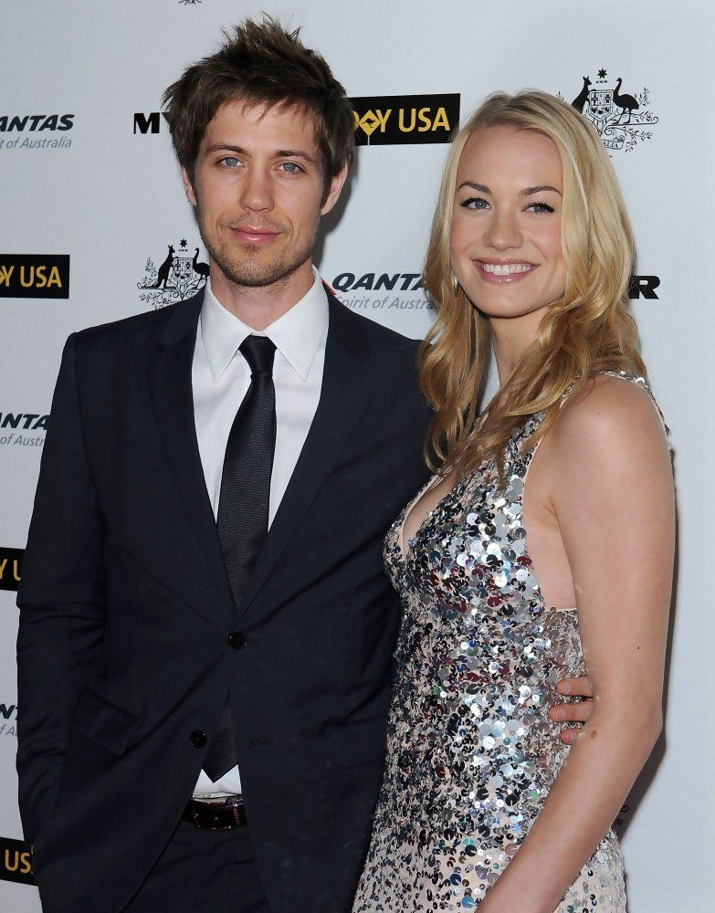 Yvonne Strahovski Tim Loden Photostream Yvonne Strahovski Black Tie Gala Celebs Yvonne strahovski and tim loden on the red carpet at the 70th emmy awards. yvonne strahovski tim loden photostream
