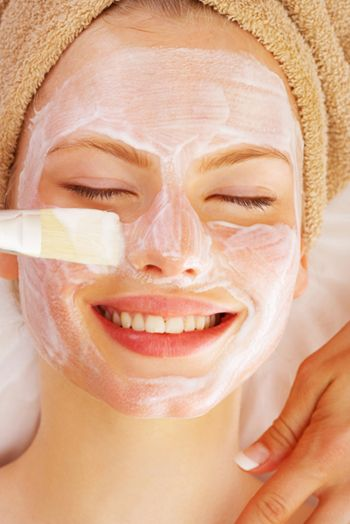 Take a Vitamin E capsule and open it on your face so that oil present in the capsule fall on your face and then give your face a light massage and let it soak for 30 minutes.    Take egg white and apply it on your skin and let it soak for 30 minutes and then rinse with cold water.    These two home made remedies can help you get rid of your acne and open pores problems and with its regular use, your skin will become smooth and radiant within few days.