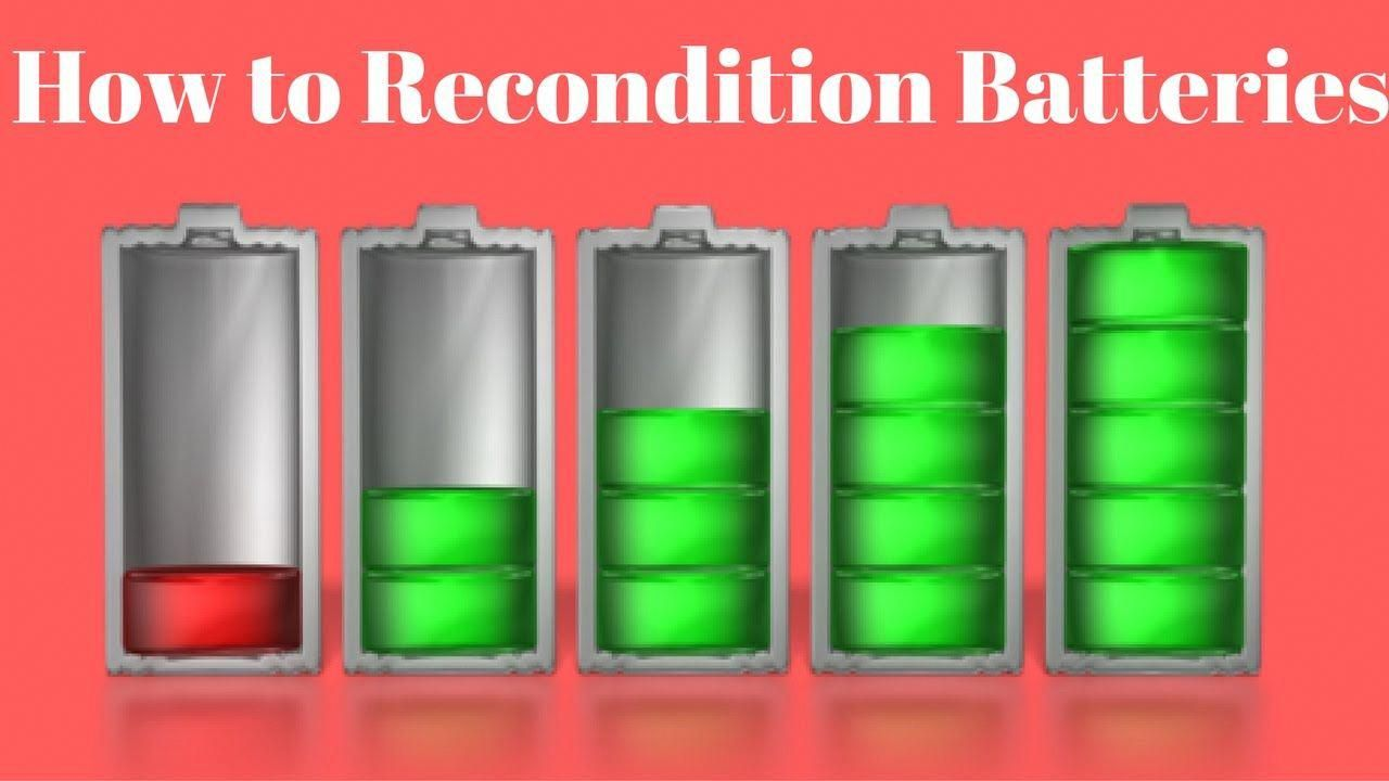 Pin on How To Recondition Old Car Batteries