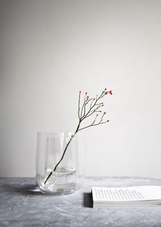Menu VaseVase by Norm Architects Soft minimalism