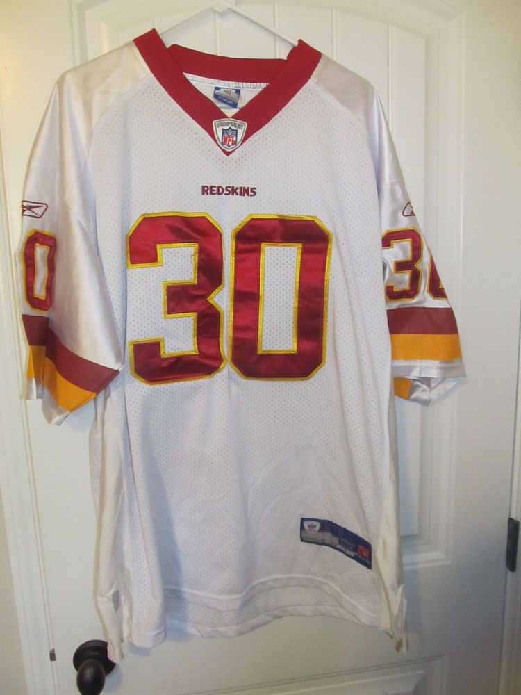 new arrivals 1be9a 8bb96 LaRon Landry - Washington Redskins Authentic Jersey - Reebok ...