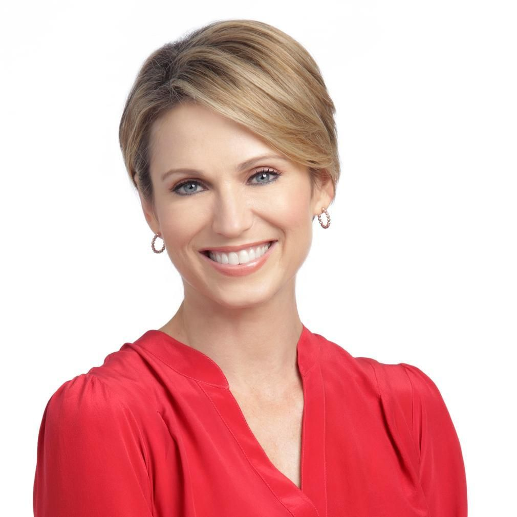 Amy Robach Arobach Sports Hairstyles Short Hair Styles Hair Styles
