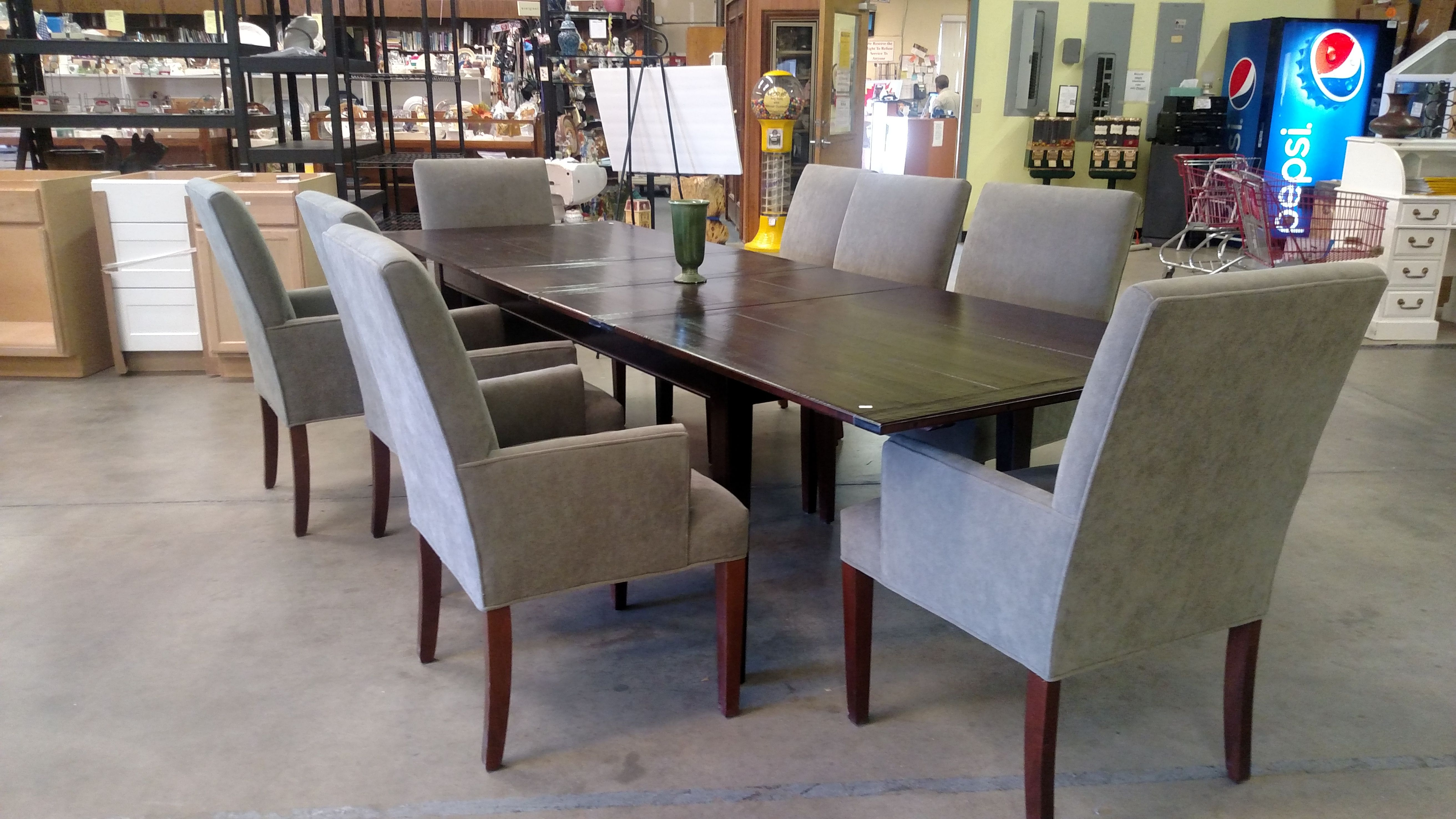 Dinning room table and chairs for sale lovely crate u barrel