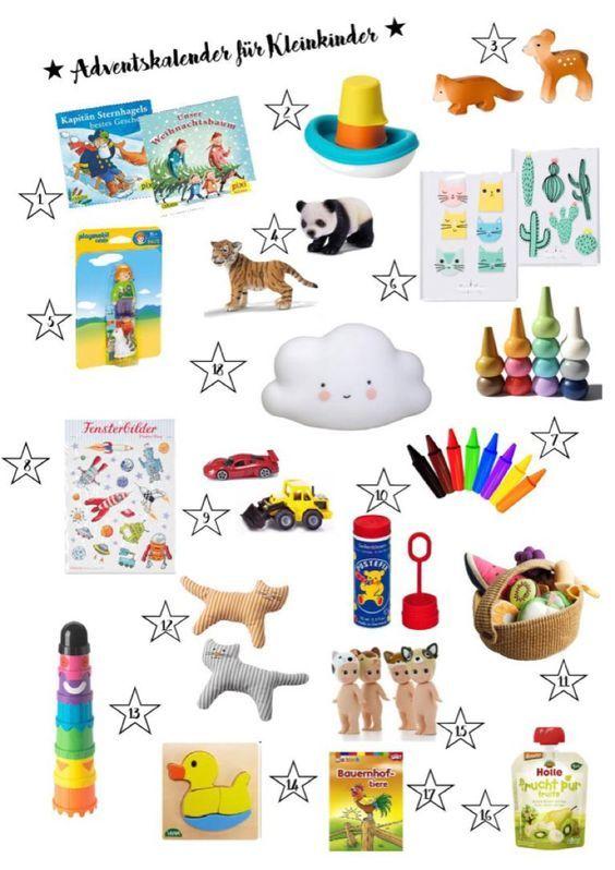 adventskalender inhalt f r kleinkinder weihnachten pinterest adventskalender advent und. Black Bedroom Furniture Sets. Home Design Ideas