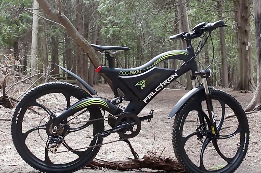 Falctron Luxury Ebike By Ecobikez Electric Bike Ebike Bicycle