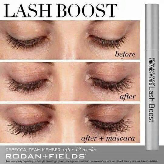 What if you could get longer looking, fuller looking, and darker looking lashes that are 100% natural and 100% yours? Now you can with Lash Boost mmachinski.myrandf.com