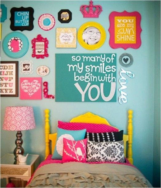 A Bright Bedroom Design For Your Teenage Girl Kidsomania Tween