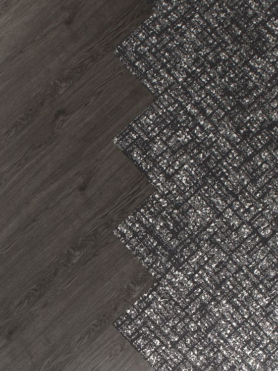 with our first luxury vinyl tile that pairs with our