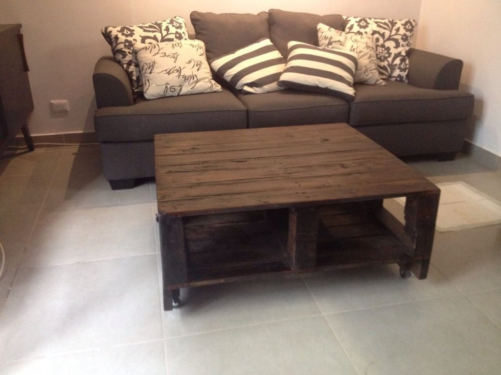 Pallet coffee table pallet furniture custom made in panama city pallet coffee table pallet furniture custom made in panama city pty geotapseo Image collections