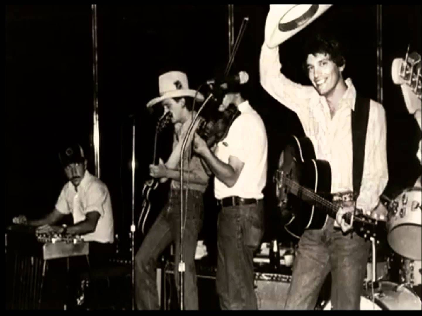 This Is The First Track From George Straits Strait Out Of The Box