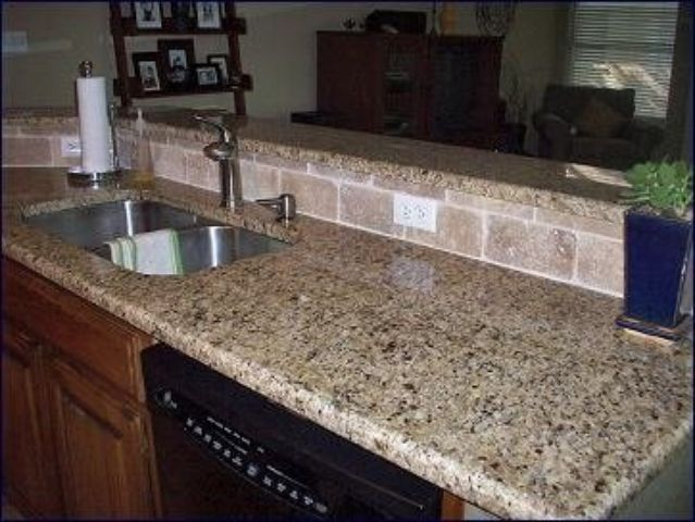 Venetian Ice Granite Kitchen | Austin Granite Direct: Gallery 59 Photos