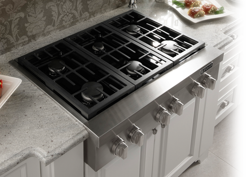 Love A Gas Stove Top Especially When It Is Separated From The