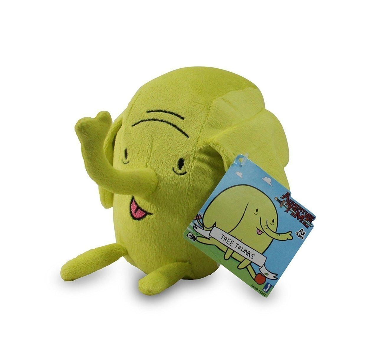 Plush Toys Adventure Time Tree Trunks 6 Inch In 2020 Tree Trunks Adventure Time Adventure Time Toys Adventure Time Plush