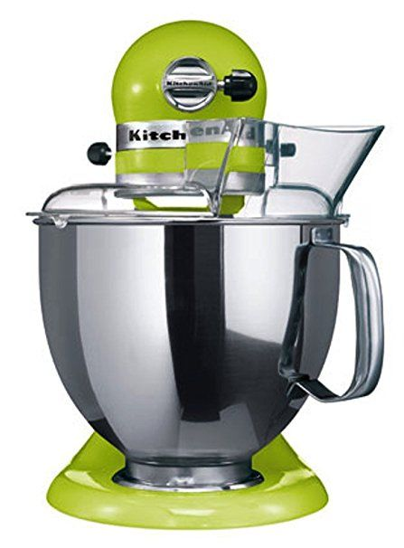 Amazon.de: Kitchenaid KSM150PSEGA Artisan Küchenmaschine, apfelgrün ...