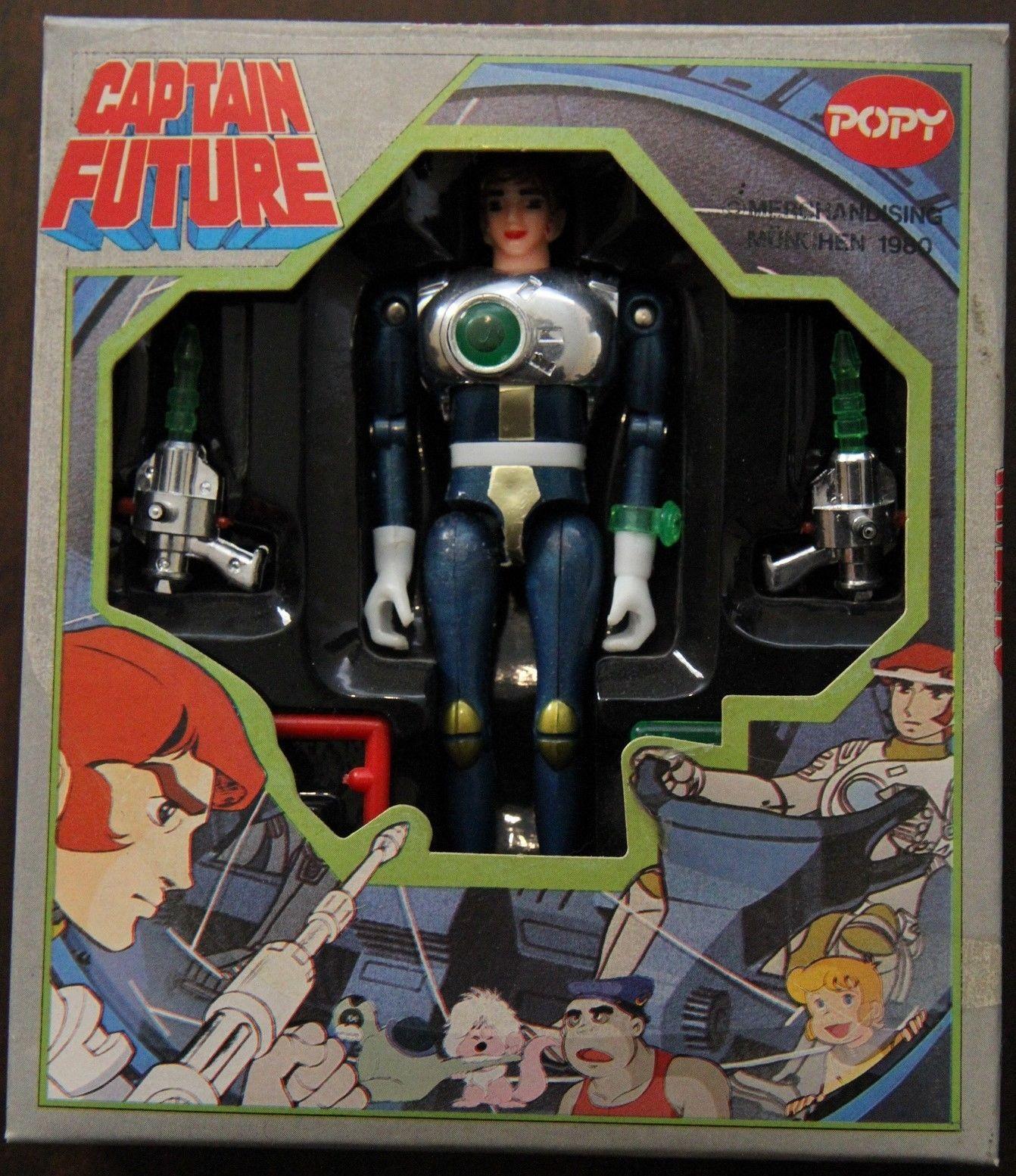 Figurine Capitaine Flam Future Popy Bandai Epoque Goldorak Ulysse 31 Ebay Http Amzn To 2rvscya Capitaine Flam Goldorak Jouets Japonais