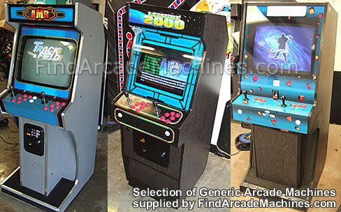 Arcade Machine Sales New Used Refurbished Arcade Machines For Sale In The UK