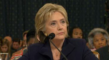 Hillary Clinton testifies on Benghazi attack