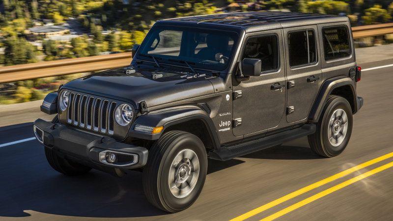 2018 Jeep Wrangler Turbo Four Cylinder Mileage Announced Jeep Wrangler Pickup Jeep Wrangler Wrangler Pickup
