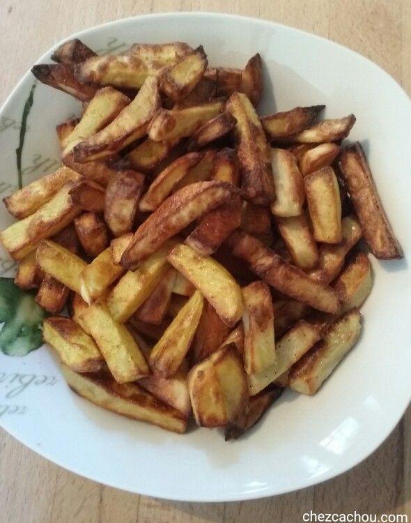 recettes vegetariennes | Frites au four maison, Recette et ...