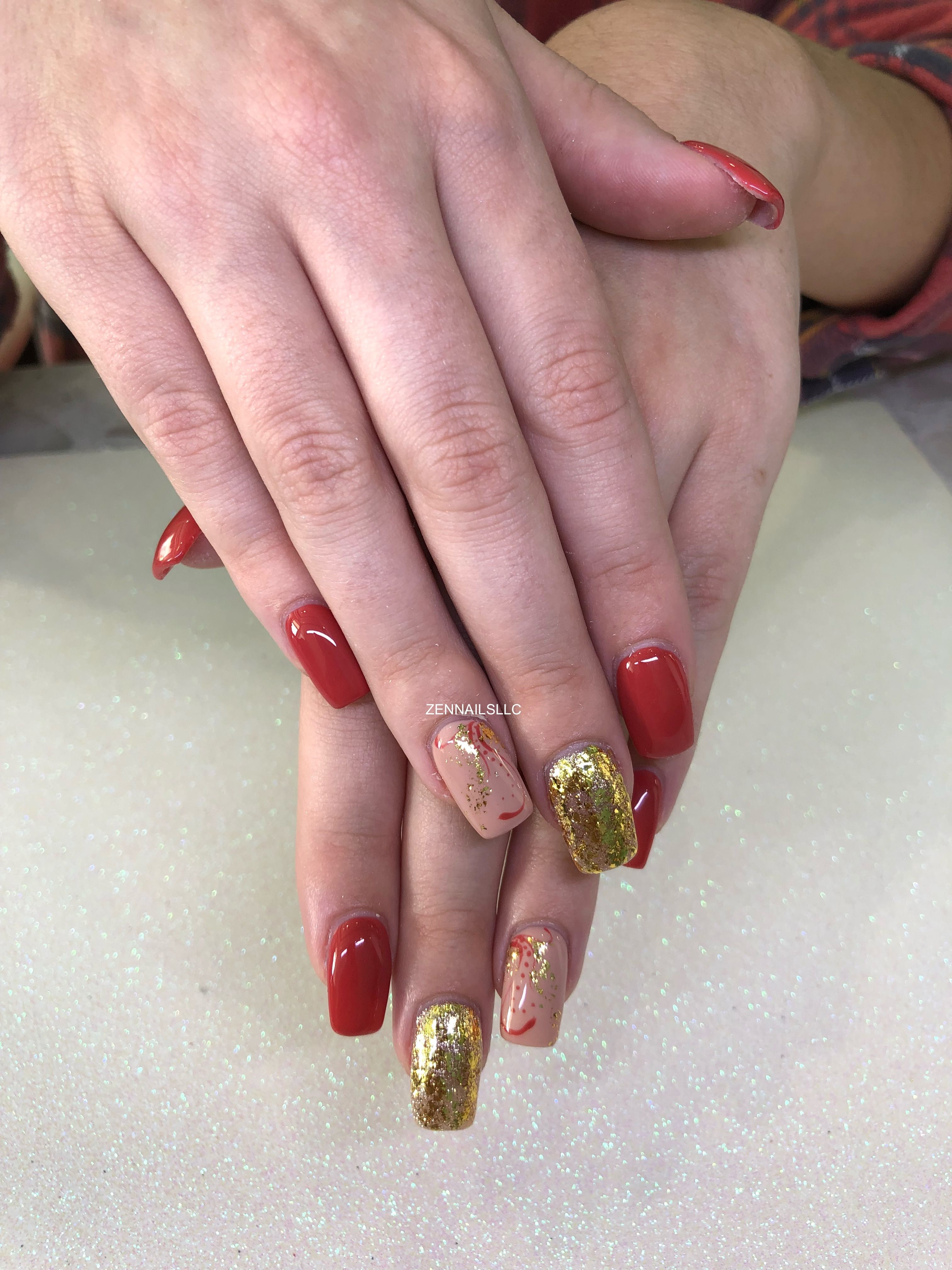 Zen Nails LLC Florence, KY | Beautiful nails, Nails, Class ...