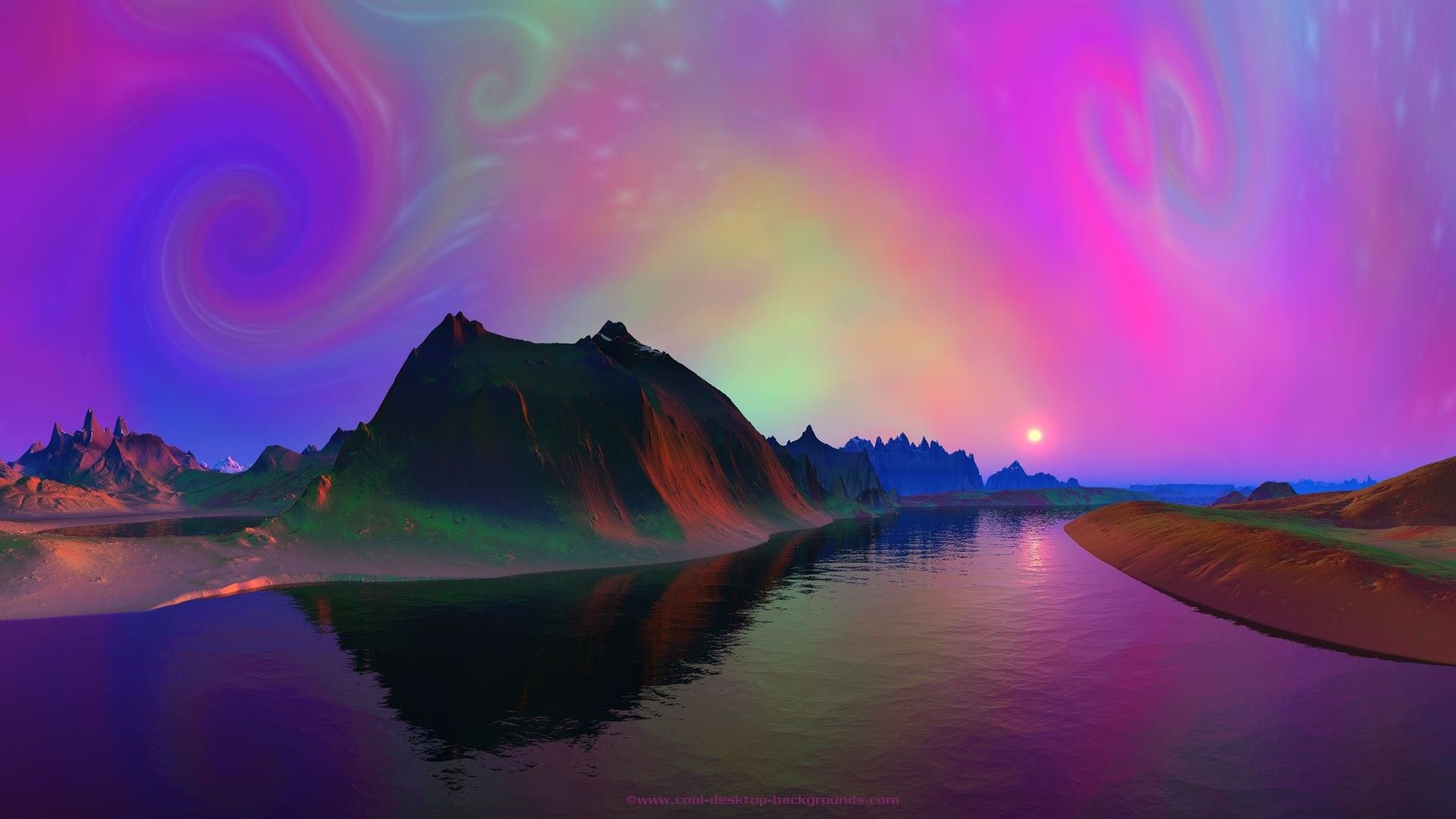 1920x1080 Psychedelic Desktop Backgrounds 268787 (With