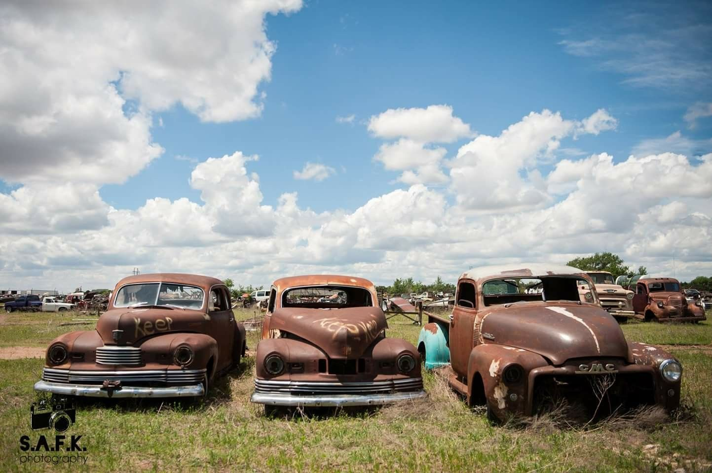 Pin by Daniel White on Car (With images) Junkyard