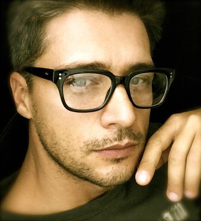 9da37e1aa1 Vintage Retro Thick Full Frame Clear Lenses Key Hole Square Eyeglasses Men  Women