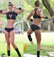 28+ Trendy fitness model female motivation beauty workout #beauty #motivation #fitness
