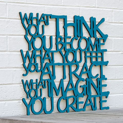 What You Think you Become – Spunky Fluff