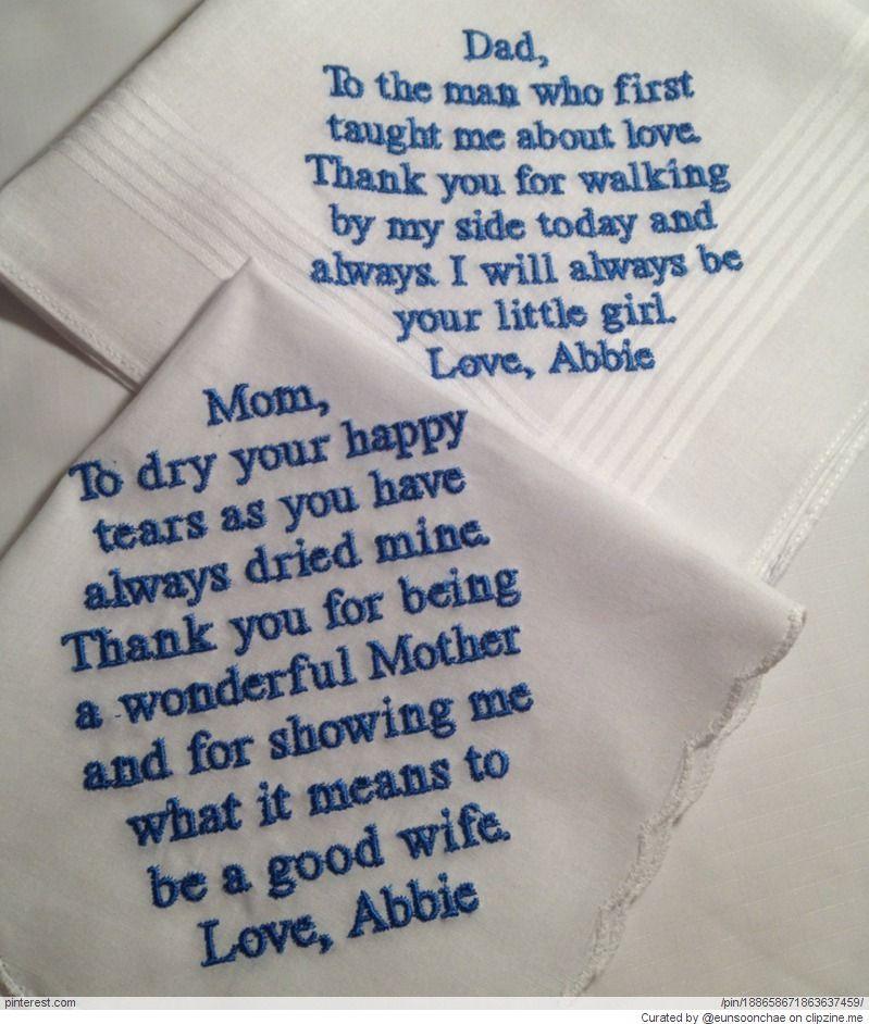 Creative Wedding Planning Ideas Etiquette Parent Gifts