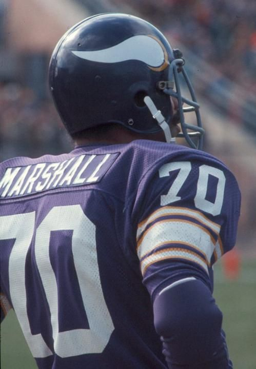 Minnesota  Vikings Defensive End Jim Marshall - Photo Gallery  picture 5 of  9 f5b6e0d39