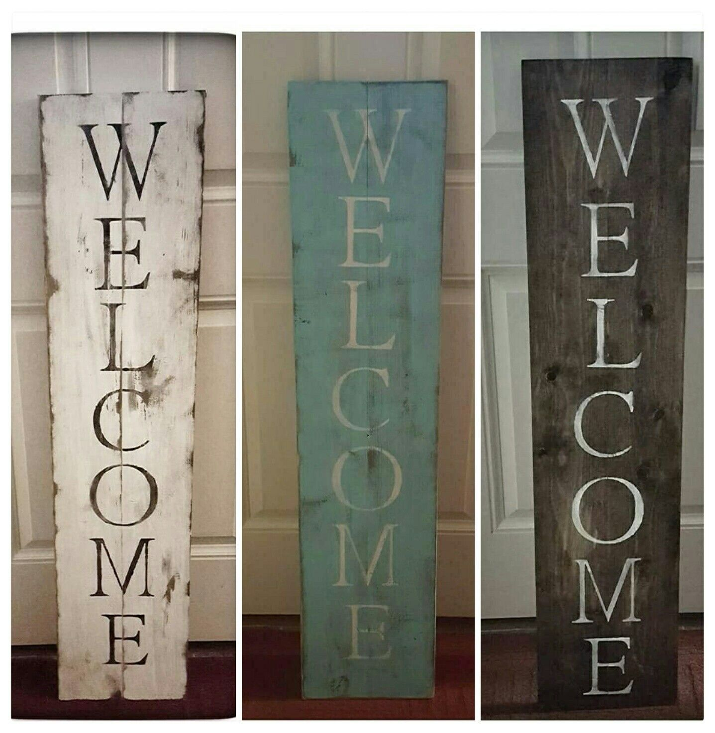 Wooden Welcome Porch Sign Rustic Welcome Sign Farmhouse Welcome Sign Welcome Sign Farmhouse Decor Porch Welcome Sign Wooden Welcome Signs Porch Signs