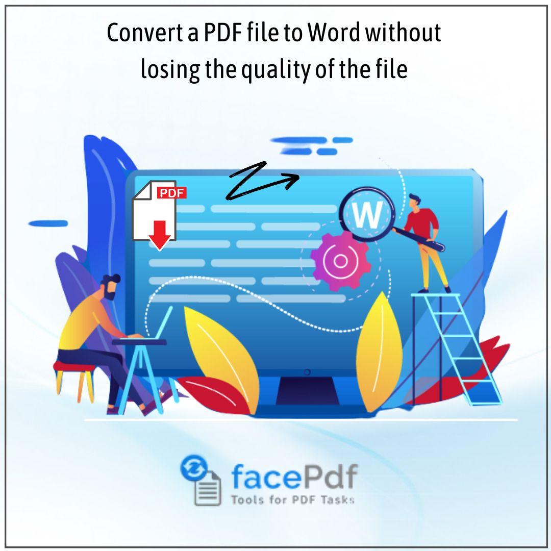 Convert Pdf To Word Online Converter Word Online Words