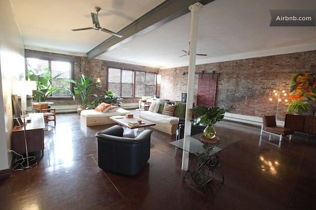 It Room From Airbnb I Wanna Go There Maison Brooklyn Loft